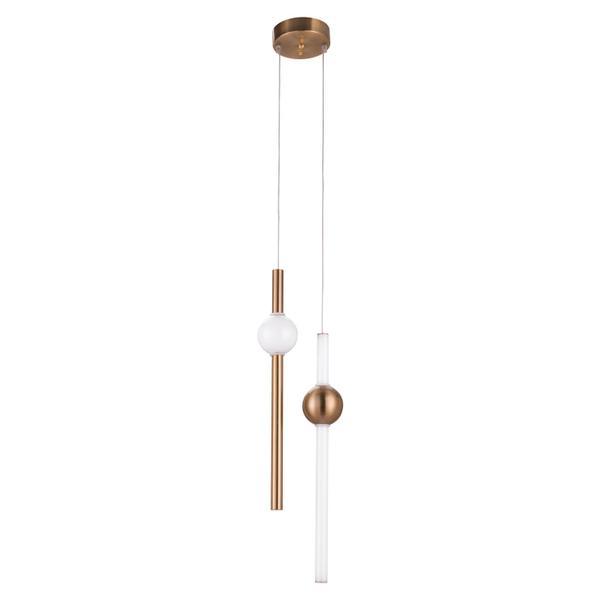 See Details - Fuya Ceiling Lamp Gold