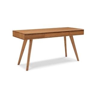 See Details - Currant Writing Desk, Caramelized
