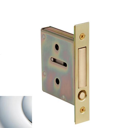 Polished Chrome 8601 Pocket Door Pull