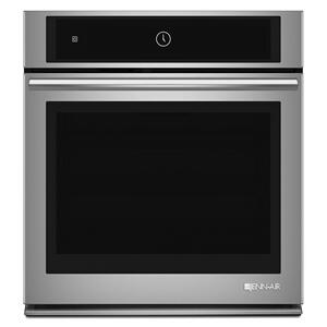 "Jenn-Air Euro-Style 27"" Single Wall Oven With Multimode® Convection System Stainless Steel"