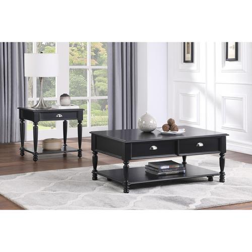 Homelegance - Lift Top Cocktail Table