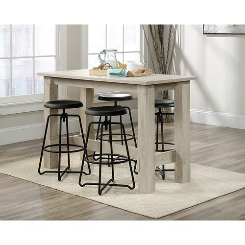 Counter-Height Dining Room Table