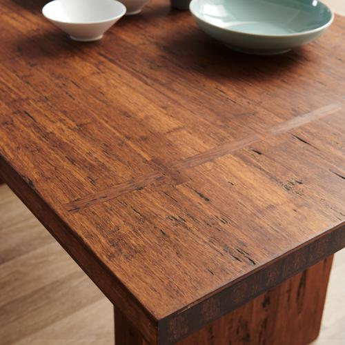 "Sequoia 72"" Dining Table, Distressed Exotic"