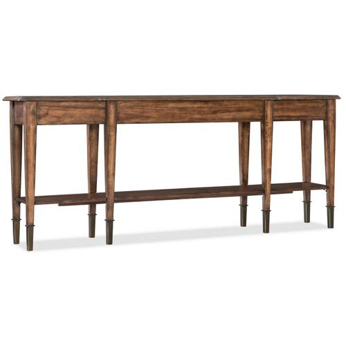 Living Room Skinny Console Table