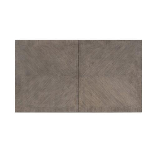 Greystone Rect. Leg Table