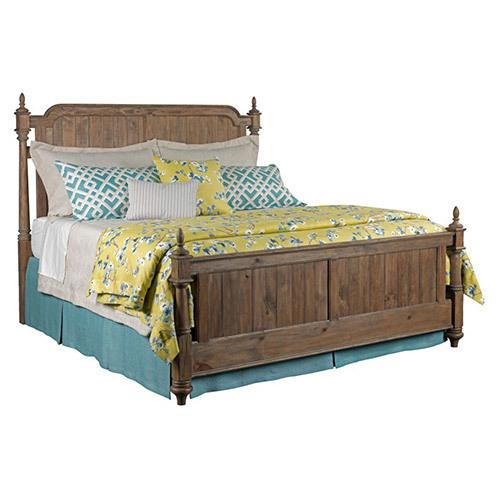 Weatherford Heather Westland King Bed - Complete