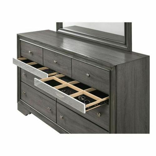 ACME Naima Dresser - 25975 - Gray