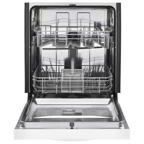 Whirlpool - Quiet Dishwasher with Stainless Steel Tub