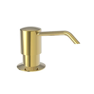 French Gold - PVD Soap/Lotion Dispenser