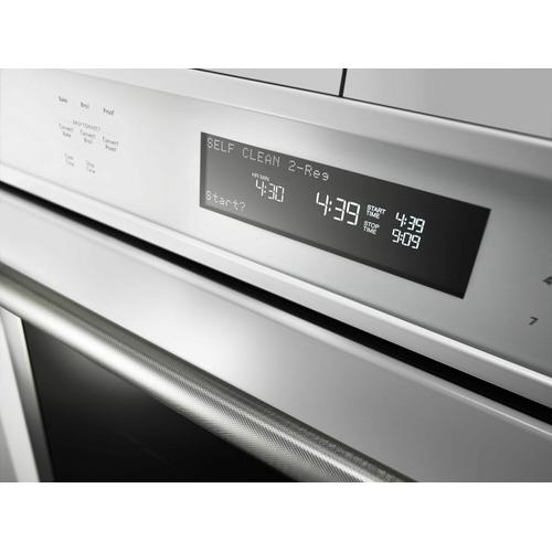 """KitchenAid Canada - 30"""" Single Wall Oven with Even-Heat™ True Convection - White"""