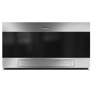 """Haier30"""" 1.6 Cu. Ft. Smart Over-the-Range Microwave Oven"""