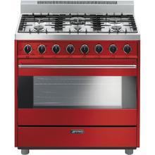 See Details - Range Red C36GGRU