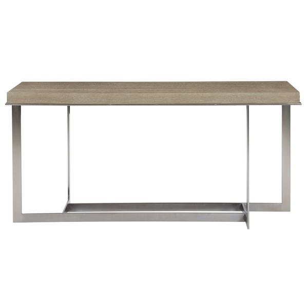 See Details - Mosaic Console Table in Dark Taupe (373)