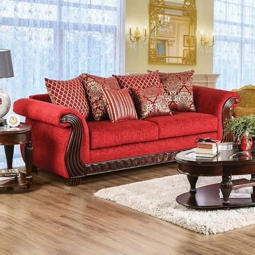 Furniture of America - Corinna Sofa