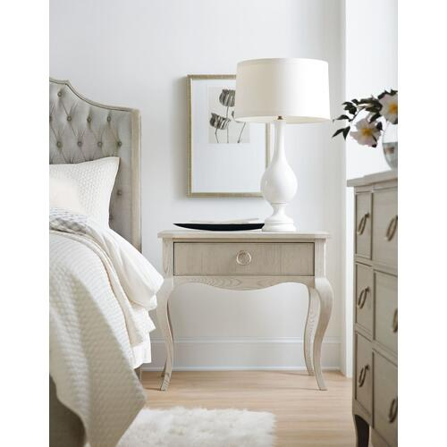 Bedroom Reverie One-Drawer Nightstand