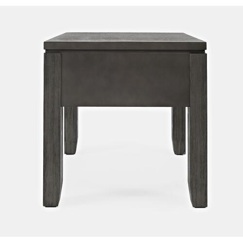 Altamonte End Table W/o Shelf