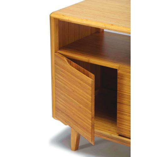 Greenington Fine Bamboo Furniture - Currant Media Unit, Caramelized