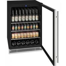 "Hbv024 24"" Beverage Center With Stainless Frame Finish (230 V/50 Hz Volts /50 Hz Hz)"