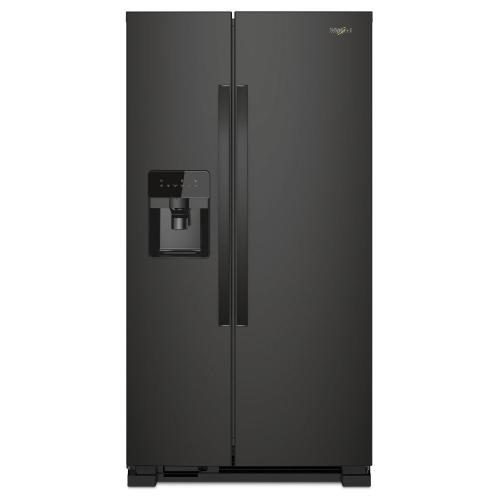 Product Image - 36-inch Wide Side-by-Side Refrigerator - 25 cu. ft.