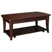 See Details - Enclave Rectangular Lift Top Cocktail Table