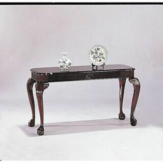 ACME Canebury Sofa Table - 08196 - Cherry