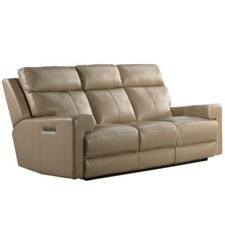 Solana Triple Power Sofa  Moon Mist