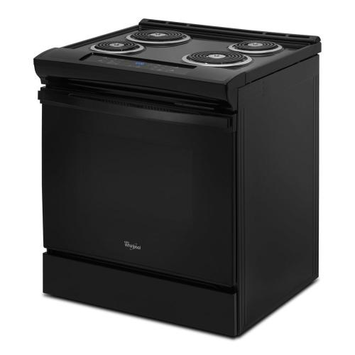 Product Image - 4.8 cu. ft. Guided Electric Front Control Coil Range