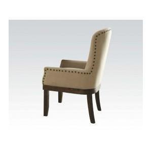Acme Furniture Inc - Salvage Brown Arm Chair