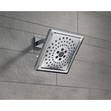 Chrome H 2 Okinetic ® 3-Setting Raincan Shower Head