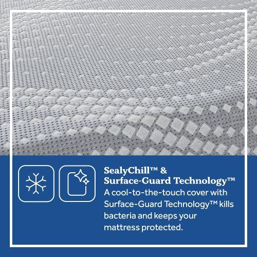 Sealy - Chablis - Firm - Hybrid - Twin XL