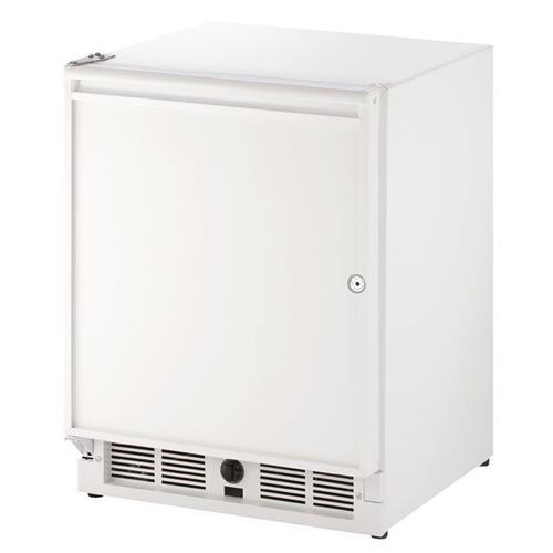 "21"" Refrigerator With White Solid Finish (115 V/60 Hz Volts /60 Hz Hz)"