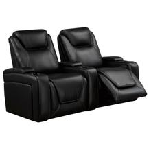 See Details - 2-seater Power Home Theatre - Black