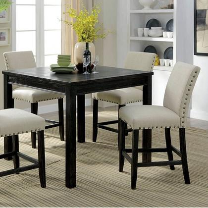 See Details - Kristie 5 Pc. Counter Ht. Table Set