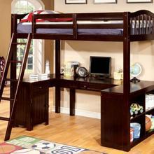 See Details - Dutton Twin/workstation Loft Bed