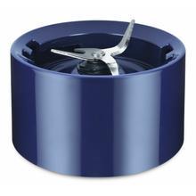 See Details - Cobalt Blue Collar for Blender Pitcher (Fits model KSB565) gasket not included