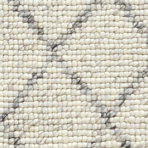 Classic Home - Diamond Looped Wool Ivory