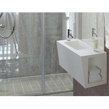 See Details - Petra Wall-Mounted Vanity 9