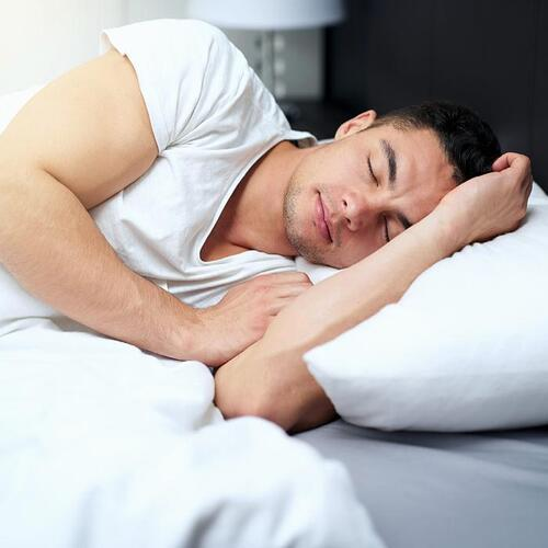 Cool Touch Memory Fiber Pillow - King