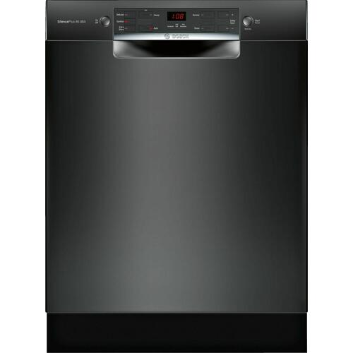 300 Series Dishwasher 24'' Black SGE53X56UC