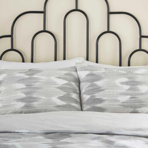 Dreamscape Dsc02 Grey Full/queen 3-piece Bed Set