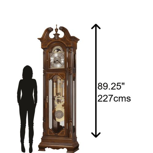 Howard Miller Polk Grandfather Clock 611246