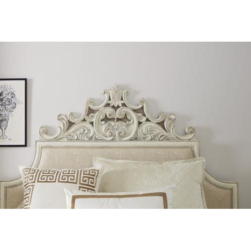 Hooker Furniture - Sanctuary Anastasie Uph King Bed