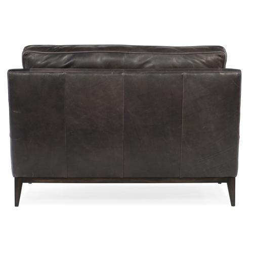 Hooker Furniture - Kandor Leather Stationary Chair