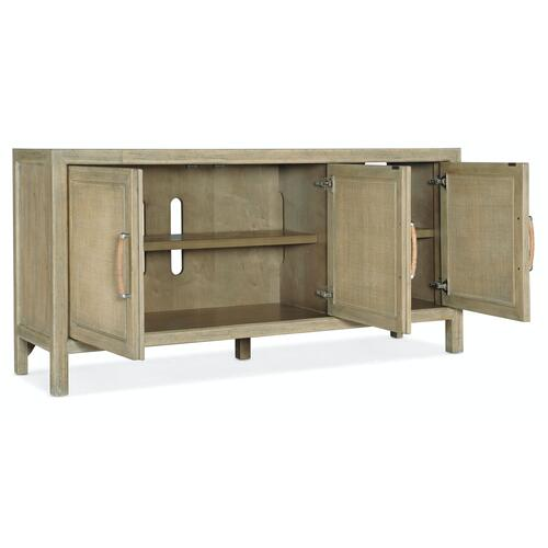 Home Entertainment Surfrider Small Media Console