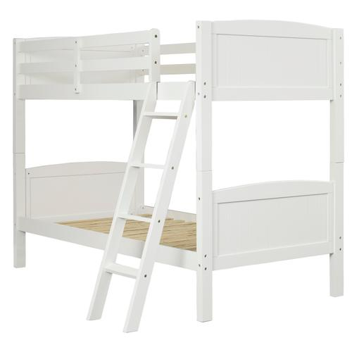 Kaslyn Twin Bunk Bed