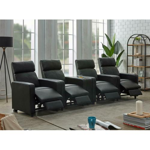 Gallery - 5 PC 4-seater Home Theater