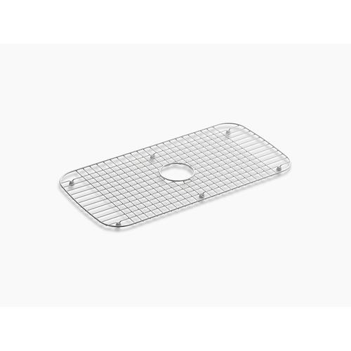 """Stainless Steel Stainless Steel Sink Rack, 13-3/4"""" X 27-1/2"""" for Undertone and Verse Kitchen Sinks"""