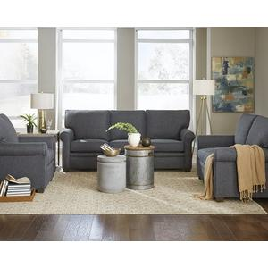 Sofa - Shown in 119-69 Navy Revolution Finish