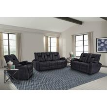 See Details - OPTIMUS - MIDNIGHT Power Reclining Collection