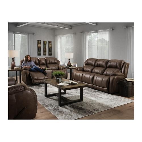 Homestretch - Double Reclining Sofa